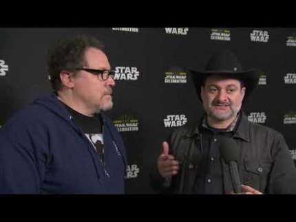 STAR WARS CELEBRATION CHICAGO 2019 Jon Favreau & Dan Filoni