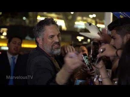 Mark Ruffalo Avengers 'Infinity War'