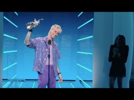 MTV VMAs 2021: Machine Gun Kelly Wins Best Alternative for 'My...