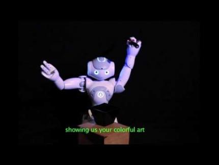 Introducing M.A.R, The Magician Apprentice Robot - Martí Sánchez...