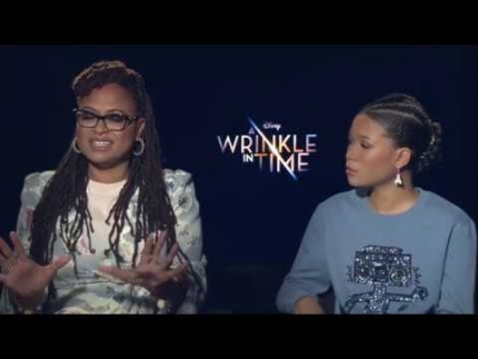 'A Wrinkle In Time'  with Ava DuVernay & Storm Reid