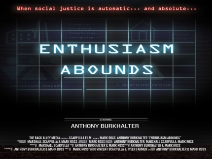 ENTHUSIASM ABOUNDS (Mark Ross) - ROS Film Festival