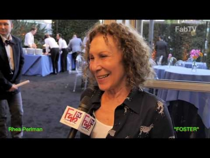 "Exclusive! Rhea Perlman at the ""FOSTER""  premiere"