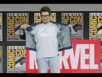 COMIC CON 2019 MARVEL PANEL with Avengers & All Marvel!!!