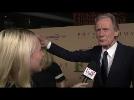 "Bill Nighy at the ""Emma"" premiere & red carpet"