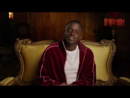 """Queen & Slim"" with actor ""Daniel Kaluuya"""