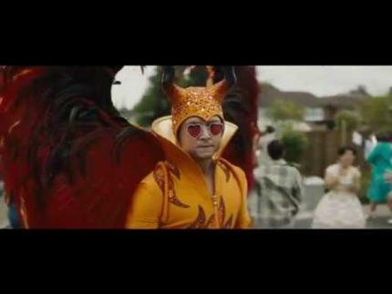 Rocketman  t r a i l e r    Elton John