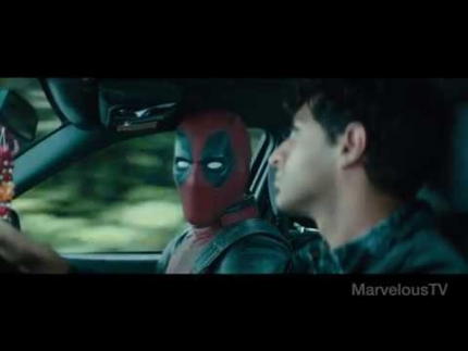 The 'Deadpool 2' trailer is bloody, explicit 'Ryan Reynolds'
