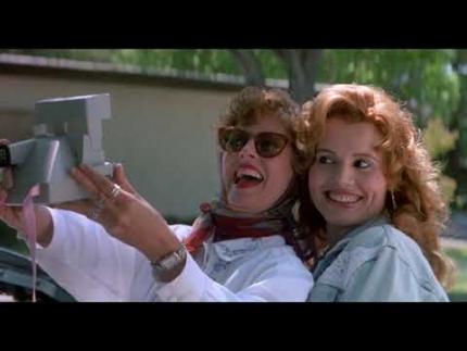 Susan Sarandon, Geena Davis Reunite for 'Thelma & Louise' 30th...
