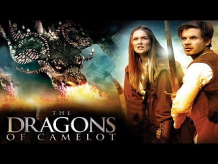 New Hollywood Action Movie Dubbed In Hindi 2015 - The Dragons Of Camelot by Md Shohug Islam