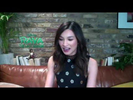 Gemma Chan-  RAYA AND THE LAST DRAGON