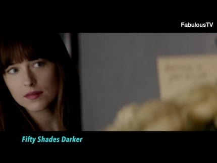 First look! 'Fifty Shades Darker' trailer on FabulousTV