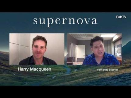 Harry Macqueen - SUPERNOVA