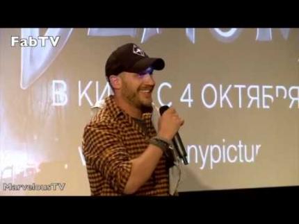 """""""Venom""""  Russia Event  2018"""