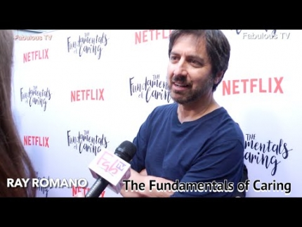 Ray Romano at The Fundamentals of Caring  premiere on Fabulous TV