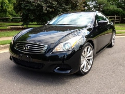 2010 Infiniti G37S 6-speed Coupe Review, Walkaround, Exhaust & Test Drive