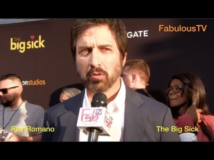 Ray Romano at 'THE BIG SICK' world premiere on FabulousTV