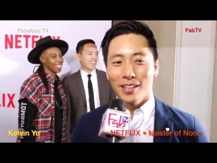 Kelvin Yu talks about his show Master of None on NETFLIX  Fabulous TV