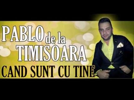 Pablo de la Timisoara - Cand sunt cu tine 2013 (Live botez Mario Albania)