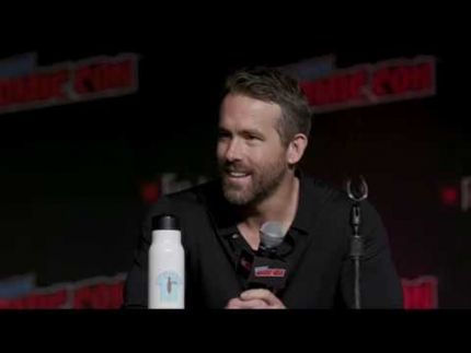 """Free Guy"" Press conference Panel NYCC"