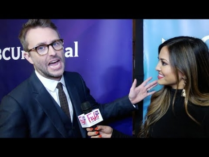 Chris Hardwick of 'THE WALL' talks about comedy on FabTV com