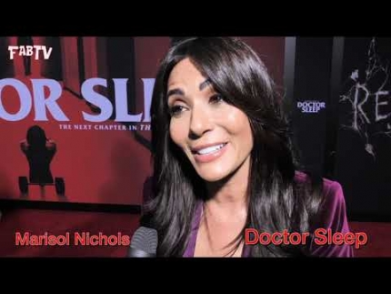 "Actress Marisol Nichols at the ""DOCTOR SLEEP""  premiere"