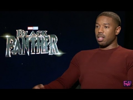 Michael B. Jordan explains 'Black Panther'