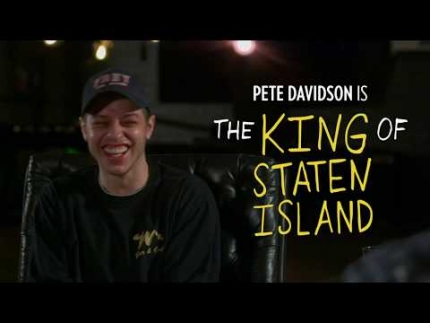 Exclusives: The King of Staten Island  'Petes Poppy'