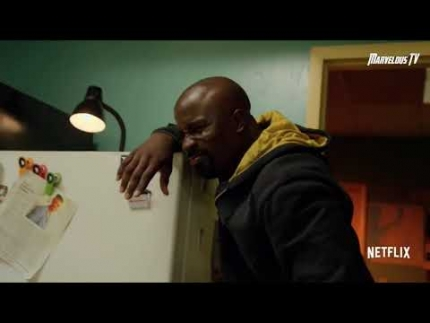 EXCLUSIVE!  Luke Cage Season 2 with Cheo Hodari Coker