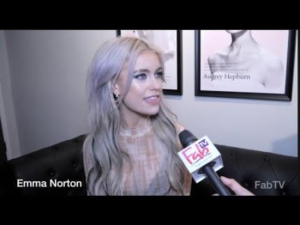 """""""Emma Norton"""" interview"""
