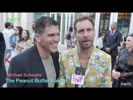 "Directors: Michael Schwartz & Tyler Nilson ""The Peanut Butter Falcon"""