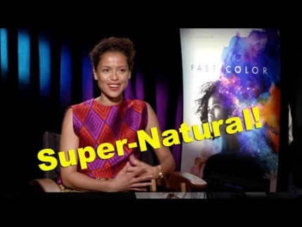 "Gugu Mbatha-Raw details her super-natural in ""Fast Color"""