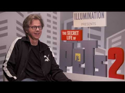 """The Secret Life of Pets 2"" with    Dana Carvey"