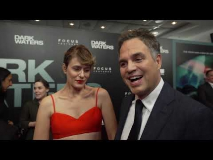"""Dark Waters"" premiere Mark Ruffalo"