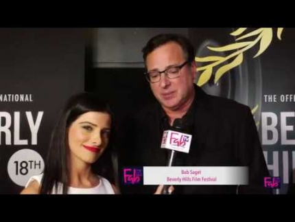 Bob Saget discusses directing of 'Benjamin' at BHFF