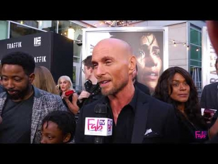English actor Luke Goss talks with FabTV about TRAFFIK