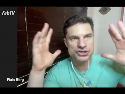 """""""Flula Borg"""" talks about The Suicide Squad & more on..."""