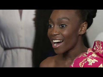 """Us"" NYC Premiere  arrivals , photo shoots with Jordan Peele & Lupita Nyong\'o"