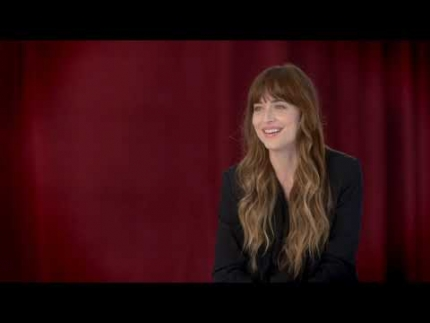"DAKOTA JOHNSON  reveals her role in  ""THE HIGH NOTE"""
