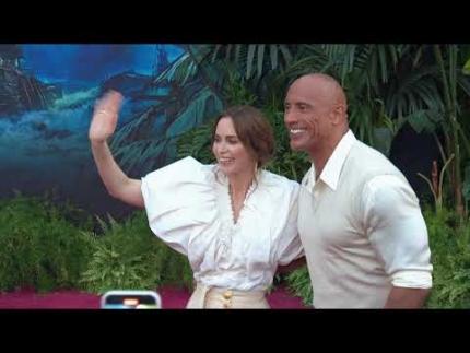 "Disney's ""Jungle Cruise"" movie World Premiere at..."