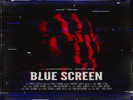 1st PRIZE - Blue Screen (Riccardo Bolo) - ROS Film Festival