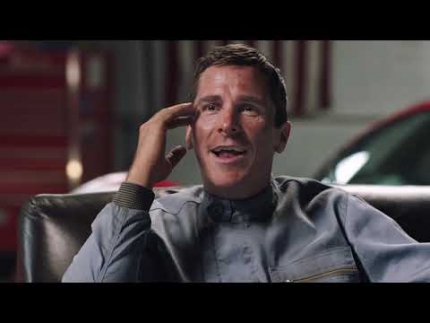 "Christian Bale  ""Ford vs.Ferrari"""