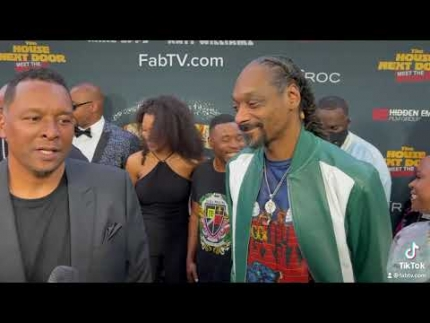 """Director Deon Taylor & Snoop Dogg discuss latest movie """"The..."""