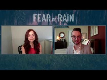"Castille Landon - Writer/Director  ""FEAR OF RAIN"""