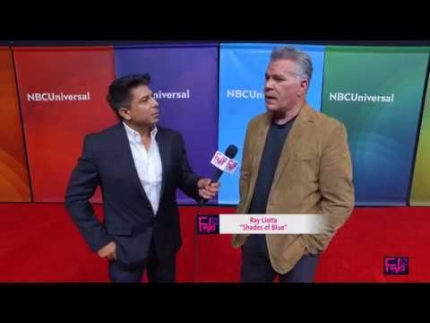 Ray Liotta details 'SHADES OF BLUE'