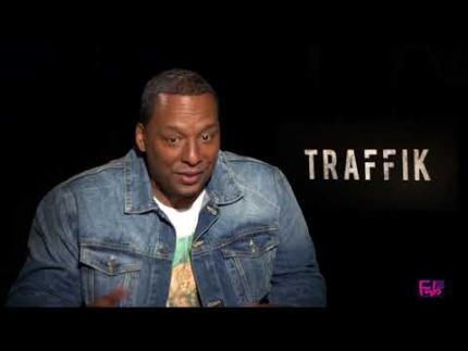 Traffik film with 'Deon Taylor' tells us ...