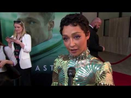 """Ad Astra""  red carpet with Ruth Negga"