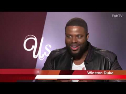 "Winston Duke on his new role in Jordan Peele's ""Us"""