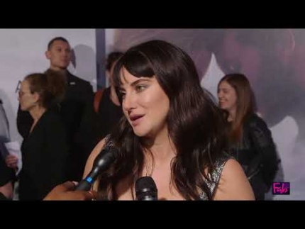 """Adrift""  Red Carpet with Shailene Woodley"