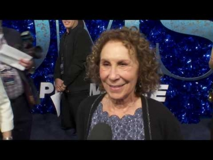 "Rhea Perlman arrives at the ""POMS""  premiere"